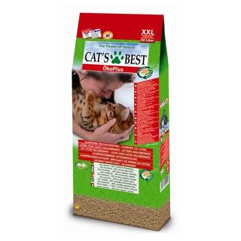 CAT'S BEST ECO PLUS 40L